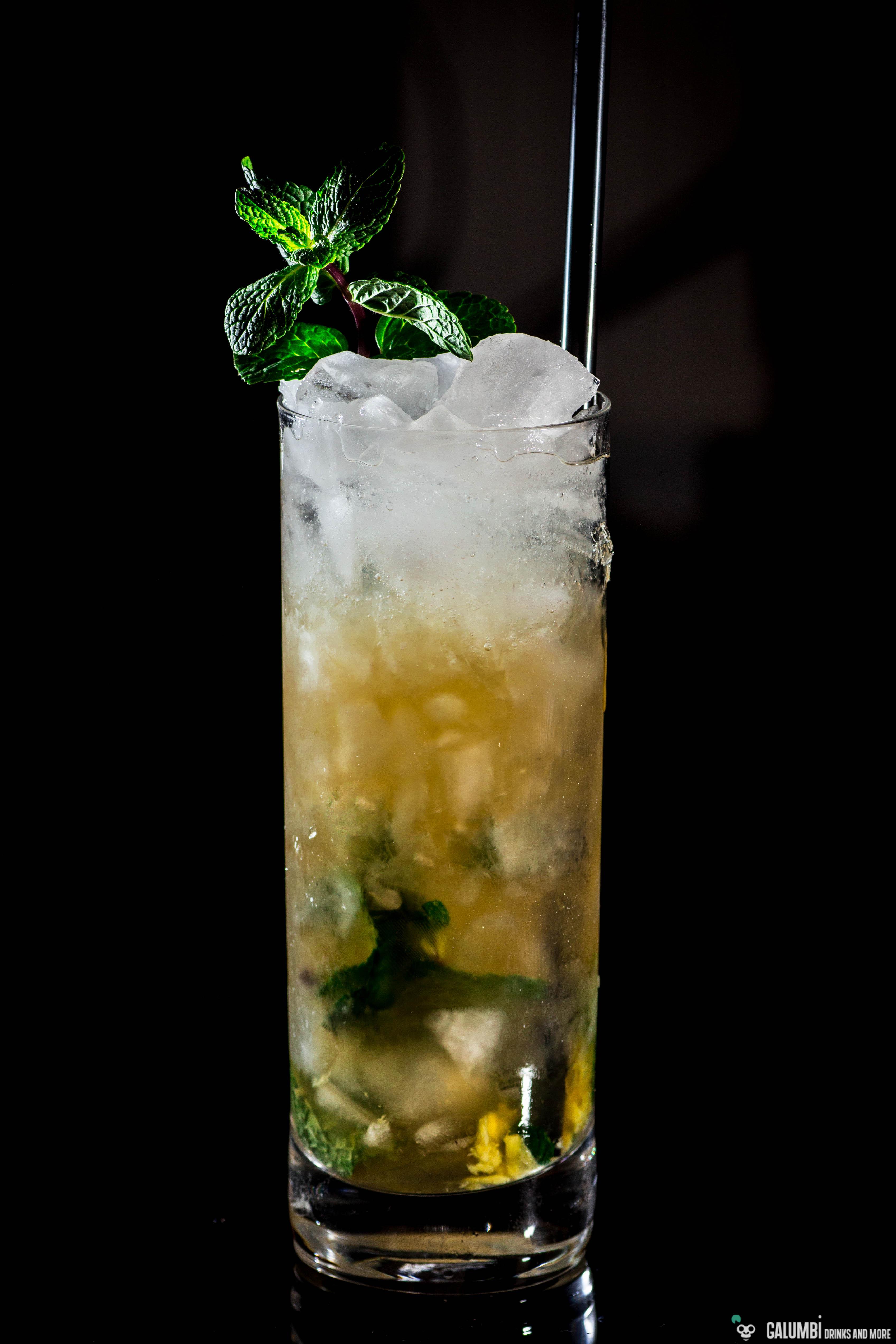 Galliano Mixed Drinks