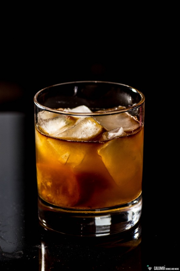 Cocoa Old Fashioned