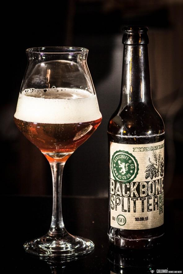 Backbone Splitter