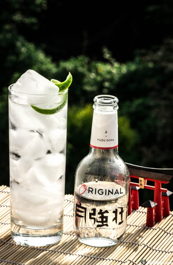 Jinzu Gin & Original Japanese Tonic