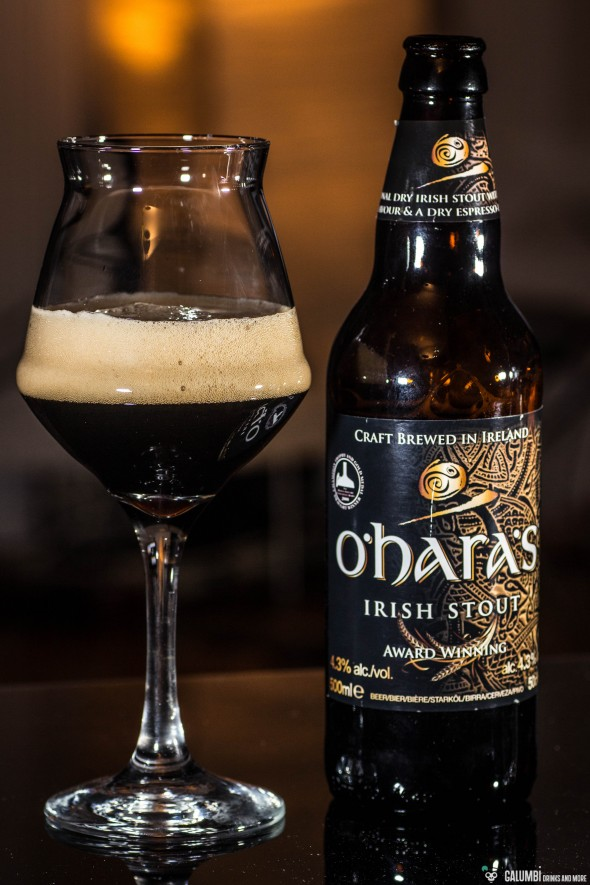 O Haras Irish Stout