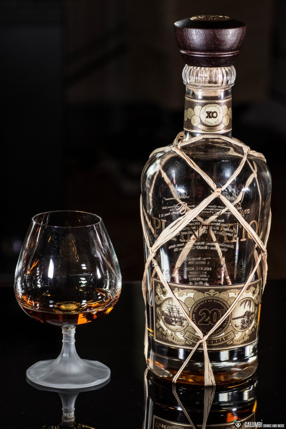 Plantation XO 20th Anniversary Barbados Rum