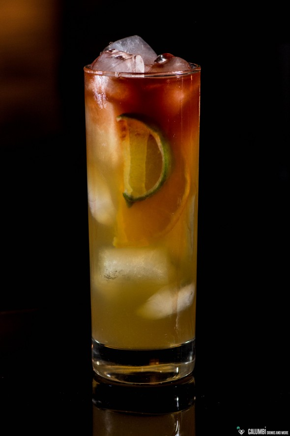 Añejo Highball