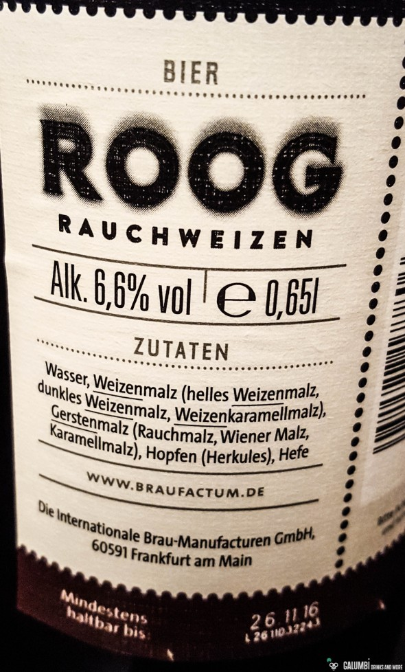 Braufactum Roog Backside