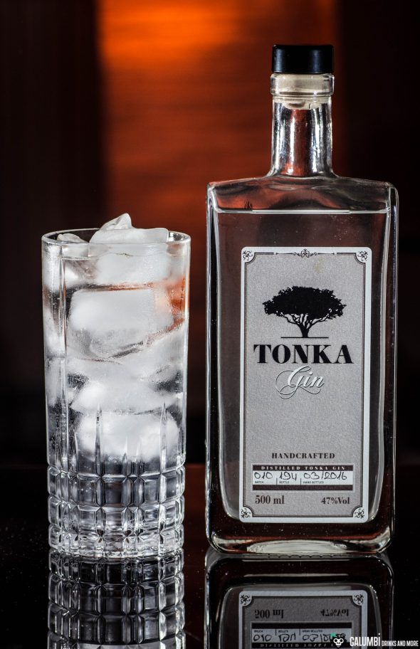 Tonka Gin & Tonic