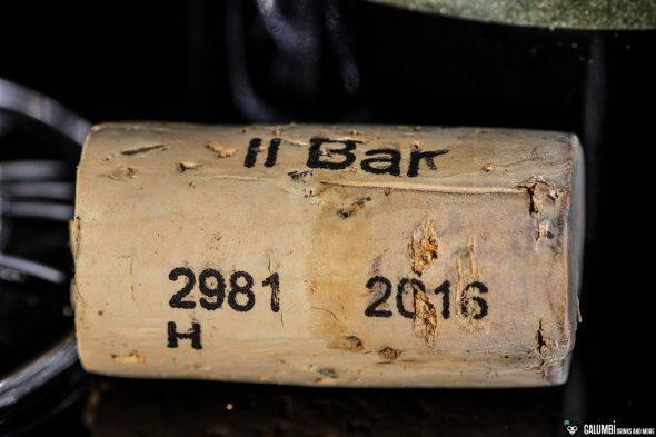 Der Korken verweist auf die Il Bar im Il Boccone