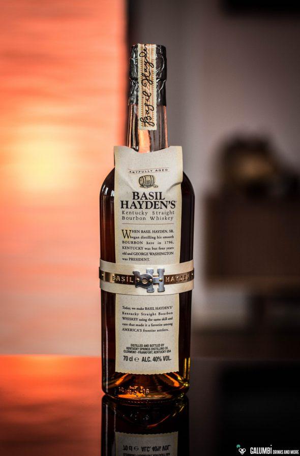 pure spirits basil haydens kentucky straight bourbon whiskey
