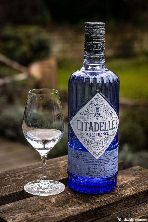 Pure Spirits: Citadelle Gin de France & The Snyder Cocktail ...